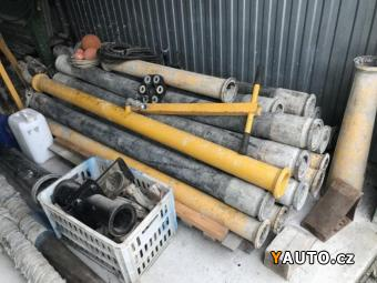 Prodám Bunker Betonpump.15m3/h(45/15m