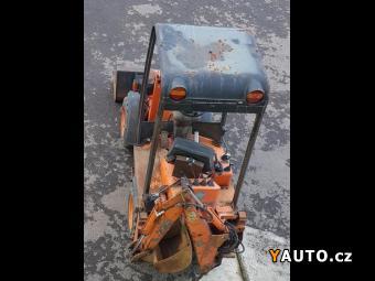 Prodám Eurocomach Traktorbagr mini(2t