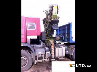 Prodám Scania 100t 6x6+HR+12.7m plato 35t