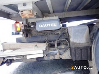Prodám DAF BDF 6x2 EUR5 čelo pod