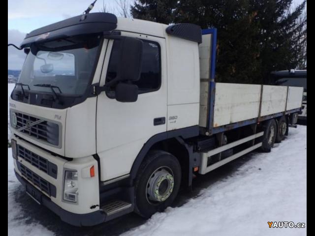Prodám Volvo FM380 7.2m 6x2 E4 spaní