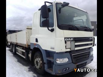 Prodám DAF CF85 7m 6x2 spaní EUR5