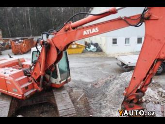 Prodám Atlas 1604 (21t svahovka
