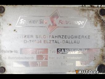 Prodám Spitzer 31m3 silo  (8+23m3