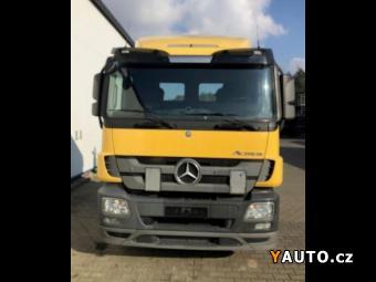 Prodám Mercedes-Benz 6x2 EUR5 hák 7m