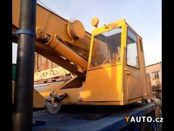 Prodám Tatra 813 AD125 4x4 na 12t/10m