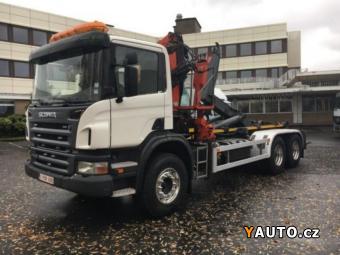 Prodám Scania 6x4 hák s HR (E4bezAdblue