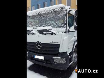 Prodám Mercedes-Benz 4x4 16t sklápěč