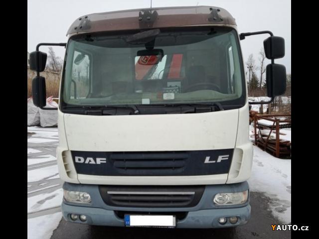 Prodám DAF 12t EUR4 6m s HR
