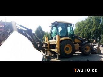 Prodám Volvo BL71 traktorbagr (bez TP