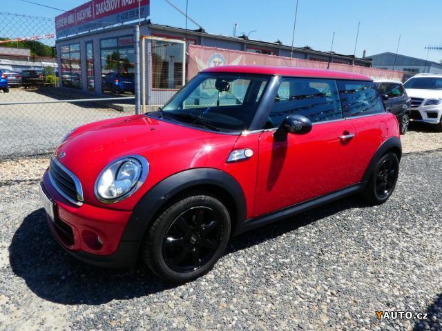 Prodám Mini Cooper 1.6i Super stav*26.000 KM