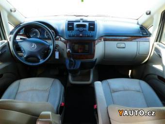 Prodám Mercedes-Benz Viano 3.0 CDI Long*7 Míst*Výbava*CZ