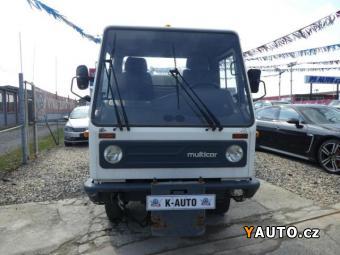 Prodám Multicar M 26 2.8D Třístranný sklápěč