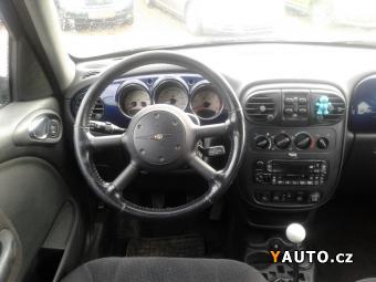 Prodám Chrysler PT Cruiser 2.2 CRDI