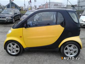 Prodám Smart Fortwo 0.6 panorama