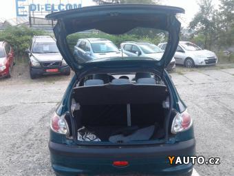 Prodám Peugeot 206 2.0HDI Dobrý Stav