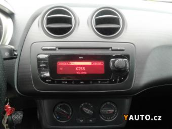 Prodám Seat Ibiza 1.6i TOP STAV