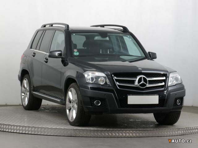 prod m mercedes benz glk 320 cdi 165kw prodej mercedes benz glk osobn auta. Black Bedroom Furniture Sets. Home Design Ideas