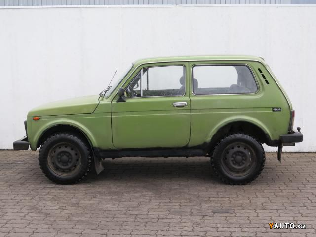 prod m lada niva 1900 diesel 47kw prodej lada niva osobn auta. Black Bedroom Furniture Sets. Home Design Ideas