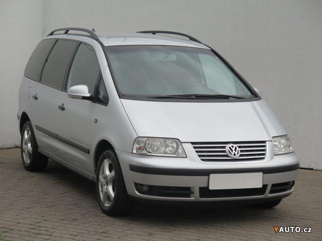 prod m volkswagen sharan 2 0 tdi 103kw prodej volkswagen sharan osobn auta. Black Bedroom Furniture Sets. Home Design Ideas