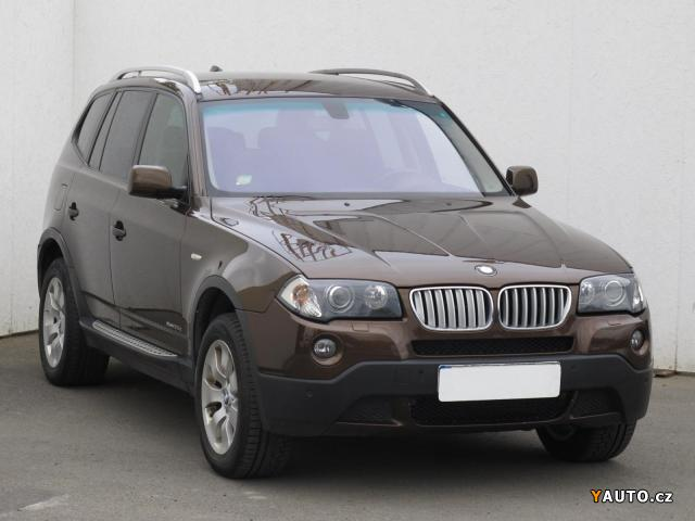 prod m bmw x3 2 0 d 110kw prodej bmw x3 osobn auta. Black Bedroom Furniture Sets. Home Design Ideas