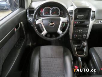 Prodám Chevrolet Captiva 2.0 D 110kW