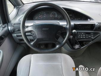 Prodám Fiat Ulysse 2.0 JTD 80kW
