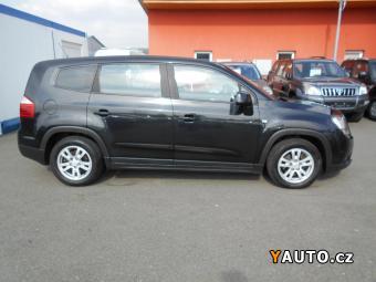 Prodám Chevrolet Orlando 2.0VCDi 7MÍST, AUTOMAT