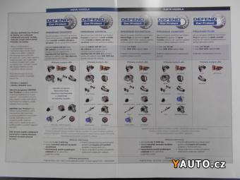 Prodám Fiat Scudo 2.0JTD 88kW 9 MÍST, SERVISNÍ KN