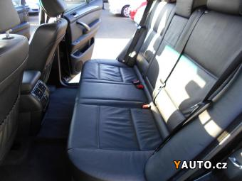 Prodám BMW X5 3.0D, PARKING, MANUÁL, KŮŽE