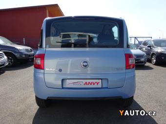 Prodám Fiat Multipla 1.6i CNG, KLIMA, 6 MÍST