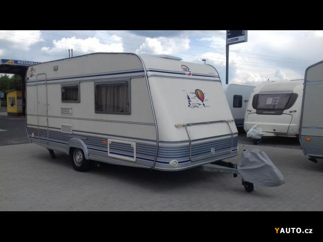 Prodám TEC Travel King 470 PRO 4 OSOBY, EL. POJEZD, O