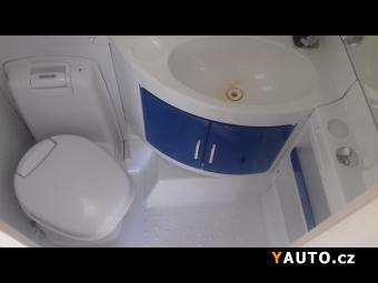 Prodám Home-Car Clarity 390 PRO 3 OSOBY, PEVNÁ POSTEL