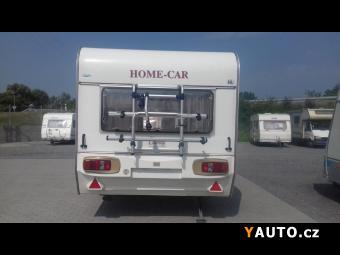 Prodám Home-Car Clarity 390 PRO 4 OSOBY, PEVNÁ POSTEL