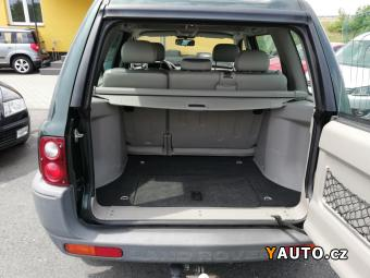 Prodám Land Rover Freelander 1.8i 88kW