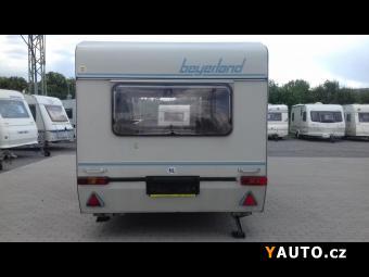 Prodám Beyerland Vitesse 350 PRO 3 OSOBY, PEVNÁ POSTEL