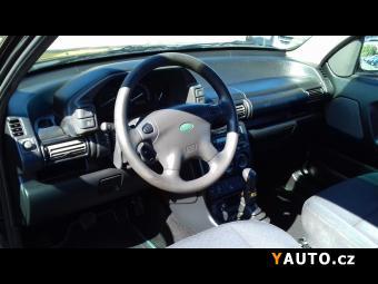Prodám Land Rover Freelander 2.0TD