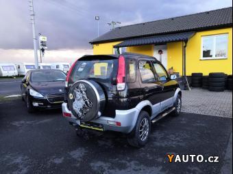 Prodám Daihatsu Terios 1.3i 63kW