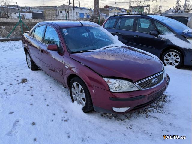 Prodám Ford Mondeo 2.0TDCi 85kW