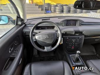 Prodám Citroën C6 2.2HDI 16v 125kW 6-ti kvalt