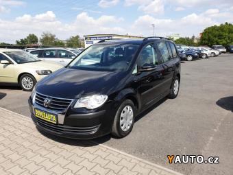 Prodám Volkswagen Touran 1.9TDi 77kW 6 rychlostí