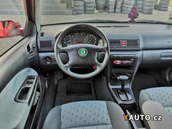 Prodám Škoda Octavia Kombi 1.6i 75kW aut
