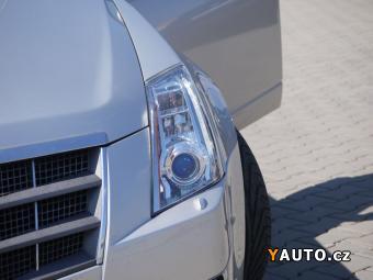Prodám Cadillac CTS 3,6 V6, xenon, NAVI, KUŽE