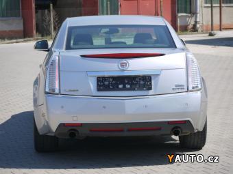 Prodám Cadillac CTS 3,6, REZERVOVANO