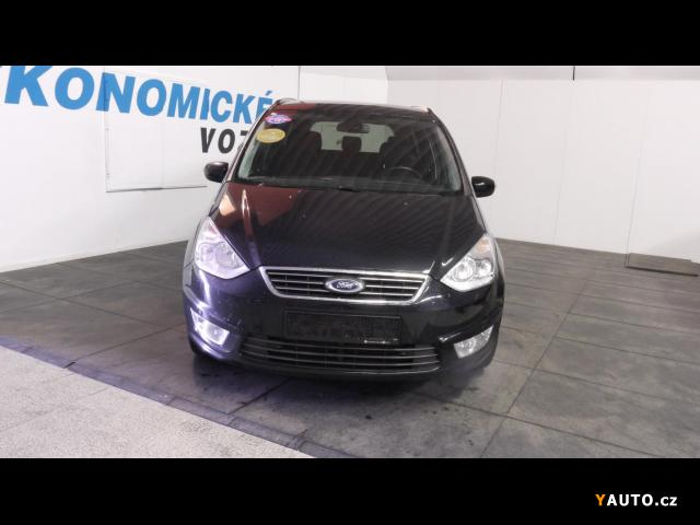 Prodám Ford Galaxy 1,6TI 118KW,, NAVI, KAMERA