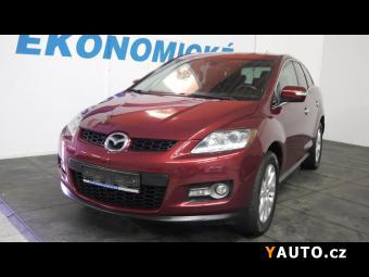 Prodám Mazda CX-7 2,3 i LPG, 191 kW, 4x4, REZERVOV