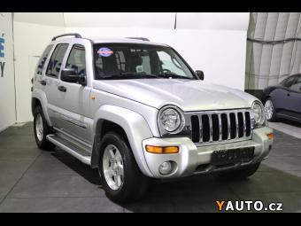 Prodám Jeep Cherokee 2,8 CRD LIMITED, REZERVOVANO