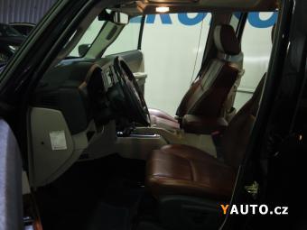 Prodám Jeep Commander 5,7 HEMI, LPG, LIMITED, 7 MÍST