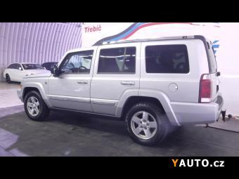 Prodám Jeep Commander 5,7 HEMI, 4x4, LPG, LIMITED, 7 MÍS