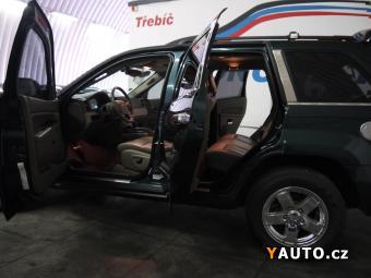 Prodám Jeep Grand Cherokee 5,7 HEMI, LPG 2kč, 1km, CZ, 1 MAJI